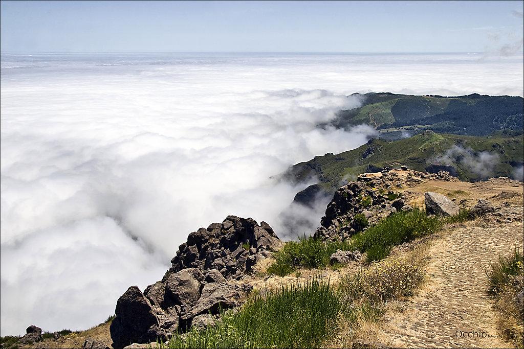 Über den Wolken - Madeira