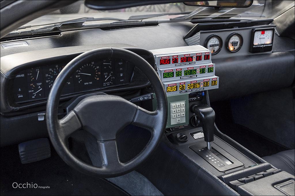 DeLorean - Zurück in die Zukunft
