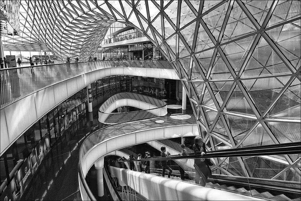 Zeil Mall - Frankfurt