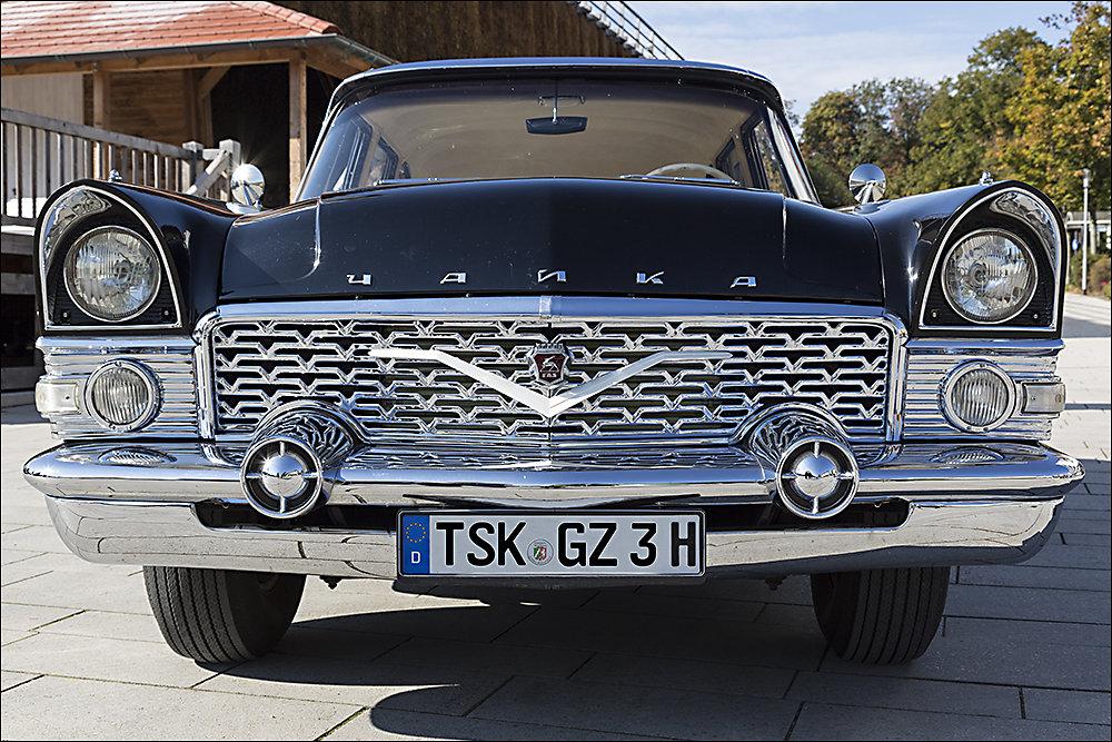 Tschaika GAZ 3
